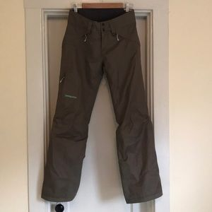 Patagonia Women's Insulated Snowbelle Pants Small